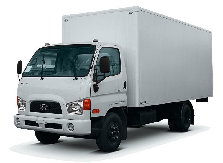 Hyundai фургон 4.7 тонн