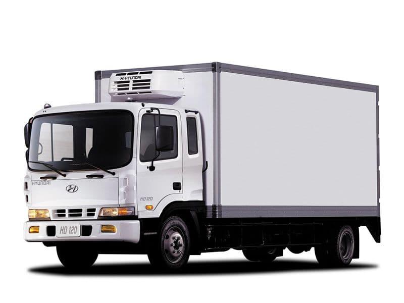 Hyundai рефрижератор 10 тонн