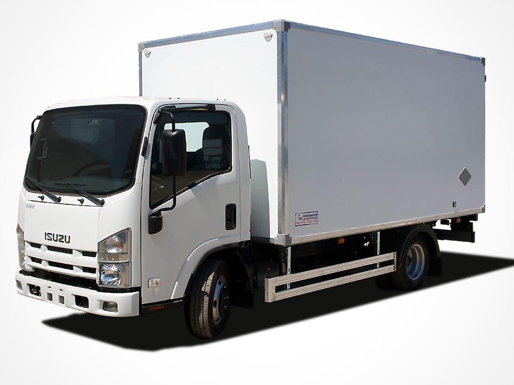 Isuzu фургон 3 тонны