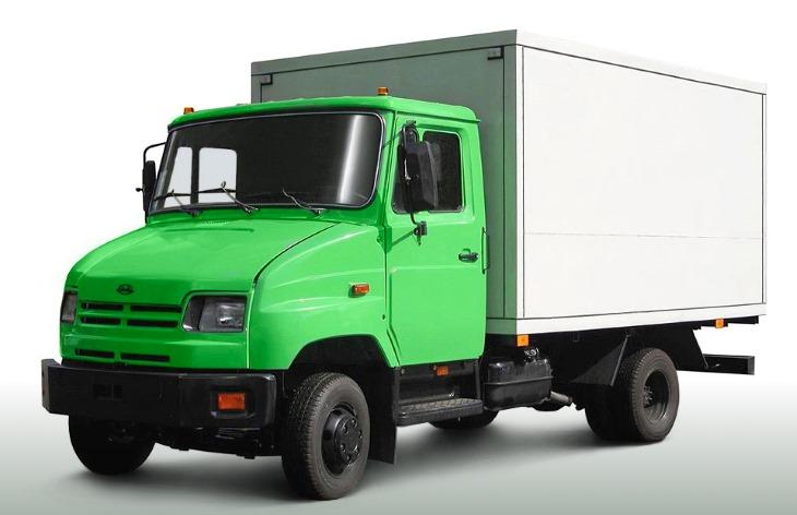 Зил фургон 3 тонны
